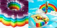 Гелевые пищевые красители