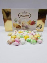 """Кондитерский декор """"Шоколадные яйца  с цельным миндалем"""" 100г"""