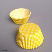 Форма для кексов Желтые 50 х30 см,