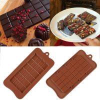 """Силиконовая форма для шоколада """"Плитка шоколада"""" №1"""