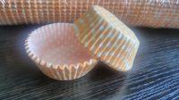 Бумажные формы для кексов 50*2,5 100 шт №1