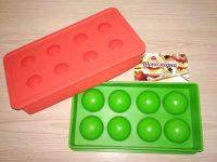 Силиконовая форма для шоколада и карамели