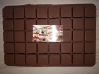 """Форма силиконовая для шоколада """"Квадраты"""""""
