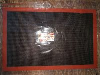 Коврик для выпечки, перфорированный. размер 37*57см