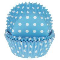Бумажные формы для кексов  голуби  50*40 100 шт
