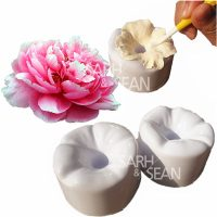 Подставки для формирования и сушки цветов из мастики