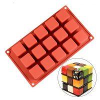 Силиконовый форма кубики